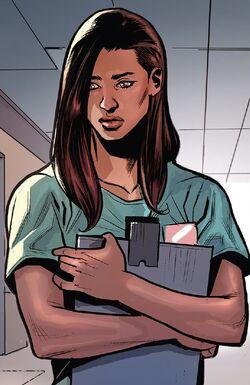 Claire Temple (Earth-616) from Captain America Sam Wilson Vol 1 20 001