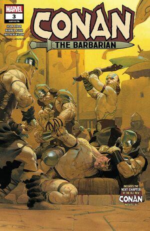 Conan the Barbarian Vol 3 3