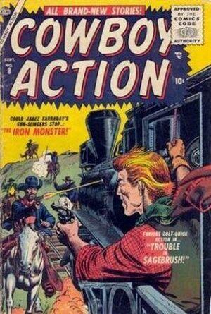Cowboy Action Vol 1 8