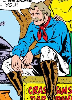 Craig Simpson (Earth-616) from Marvel Spotlight Vol 1 5 0001