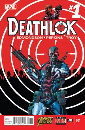 Deathlok Vol 5 1