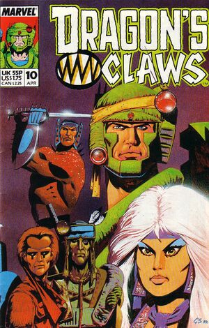 Dragon's Claws Vol 1 10