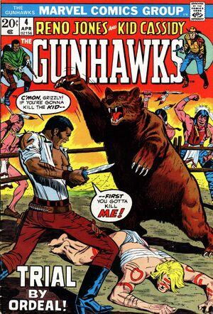 Gunhawks Vol 1 4