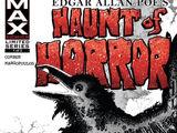 Haunt of Horror: Edgar Allan Poe Vol 1 1