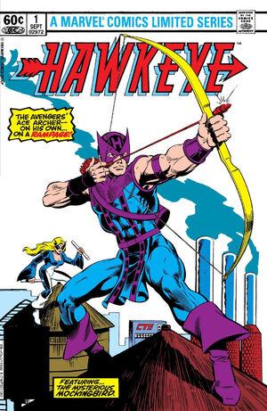 Hawkeye Vol 1 1