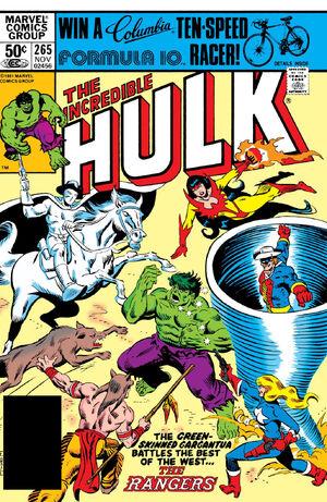 Incredible Hulk Vol 1 265