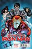 Invincible Iron Man Vol 3 6 Adams Variant