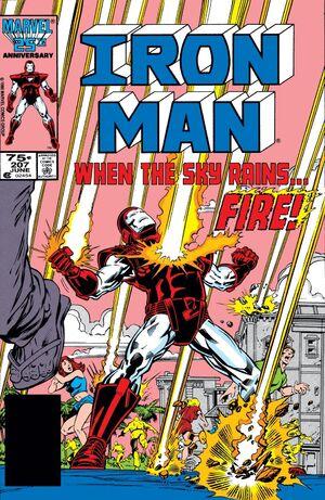 Iron Man Vol 1 207