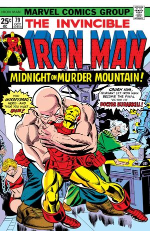 Iron Man Vol 1 79