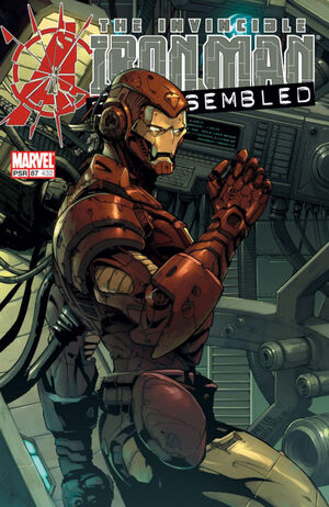 Iron Man Vol 3 87