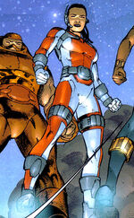 Joanna Cargill (Earth-41001) from X-Men The End Vol 1 6 0001