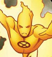 Jonathan Storm (Earth-1610) from Ultimate Comics X-Men Vol 1 1 Medina Variant Cover
