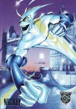 Lance Vale (Earth-9602) from Amalgam Comics (Trading Cards) 0001