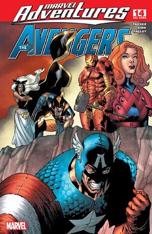 Marvel Adventures The Avengers Vol 1 14