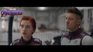 """Marvel Studios' Avengers Endgame """"Mission"""" Spot"""