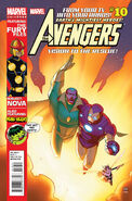 Marvel Universe Avengers - Earth's Mightiest Heroes Vol 1 10