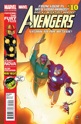 Marvel Universe: Avengers - Earth's Mightiest Heroes Vol 1 10