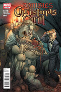 Marvel Zombie Christmas Carol Vol 1 3