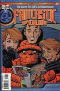 Marvels Comics Fantastic Four Vol 1 1