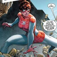 Mary Jane Watson (Earth-18119) from Amazing Spider-Man Renew Your Vows Vol 2 1 001