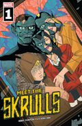 Meet the Skrulls Vol 1 1