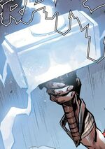 Mjolnir from Avengers of the Wastelands Vol 1 1 001