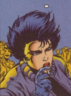 Naomi Kale (Earth-616) from Ghost Rider Vol 3 -1 001