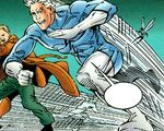 Pietro Maximoff (Earth-32659) from UltraForce Avengers Vol 1 1 001