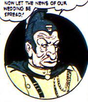 Pixies from U.S.A. Comics Vol 1 3 0001