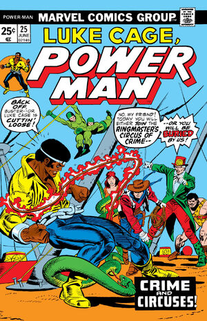 Power Man Vol 1 25