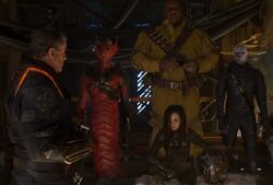 Ravagers (Earth-199999) from Guardians of the Galaxy Vol. 2 (film) 001