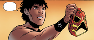 Roy Reyna (Earth-616) from Marvel Apes Vol 1 4