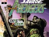 Savage Avengers Vol 1 8