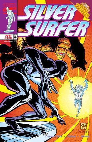 Silver Surfer Vol 3 138