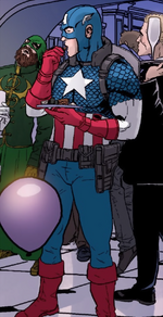 Steven Rogers (Earth-TRN421) from 100th Anniversary Special - X-Men Vol 1 1 0001