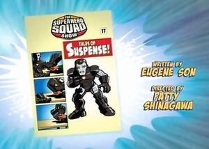 Super Hero Squad Show Season 1 16 Screenshot