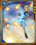 Susan Storm (Earth-616) from Marvel War of Heroes 022