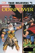 True Believers Annihilation - Odinpower Vol 1 1