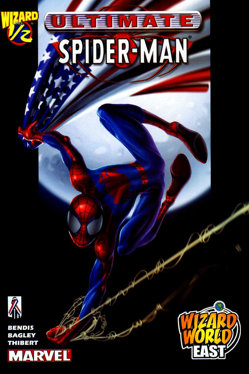 Ultimate Spider-Man #1//2 Wizard World East 2002