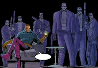 Waiters (Earth-616) from Spider-Man Vol 1 92 0001