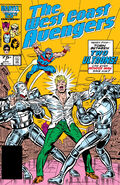 West Coast Avengers Vol 2 7