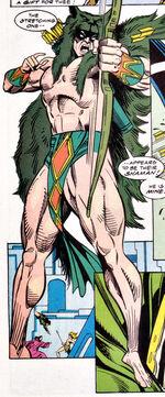 Wildrun (Earth-616) from Avengers Annual Vol 1 21 001