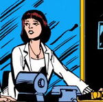 Wilson (Nurse) (Earth-616) from Avengers Vol 1 212 0001