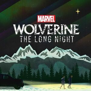 Wolverine The Long Night Cover