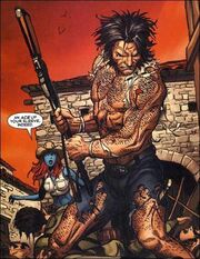Wolverine Vol 3 62 page - James Howlett (Earth-616)