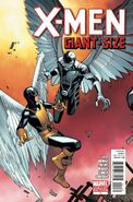 X-Men Giant-Size Vol 1 1 Paco Medina Variant