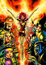 X-men Animated Vol 2 Box Art
