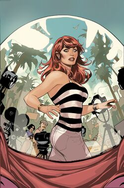 Amazing Mary Jane Vol 1 2 Dodson Variant Textless