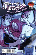 Amazing Spider-Man Renew Your Vows Vol 1 3 Pichelli Variant