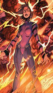 Andrea Benton (Earth-616) from Venom Space Knight Vol 1 12 001